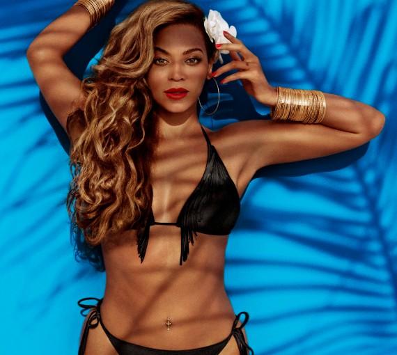 Beyoncé As Mrs. Carter in H&M Sizzles forWaterAid