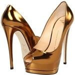 All That's Gilded ~ Shoe-aholics Dilemma PartTwo