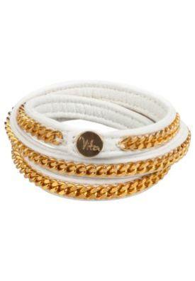 Vita-Fede-facini-wrap-bracelet-white