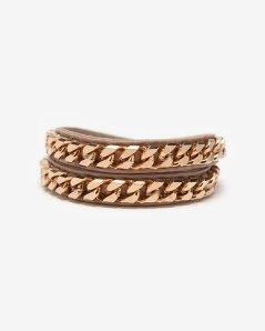 Vita-Fede-monaco-wrap-bracelet-nude