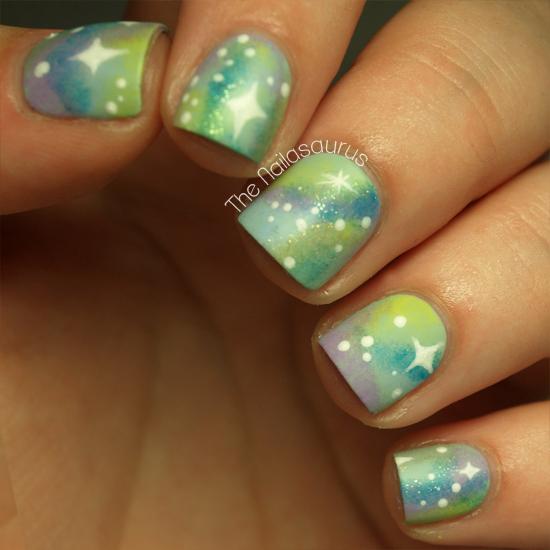 Pastel Planets - Matte