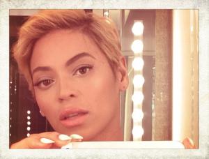Beyoncé Stuns With New PixieCut