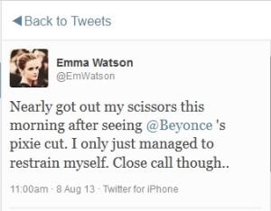 emma-watson-beyonce-tweet