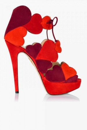I Want – Charlotte Olympia's Head Over HeelsSandal