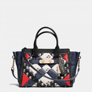 I Want – The Coach Swagger 27 PatchworkCarryalls