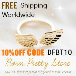 Born Pretty 10% banner