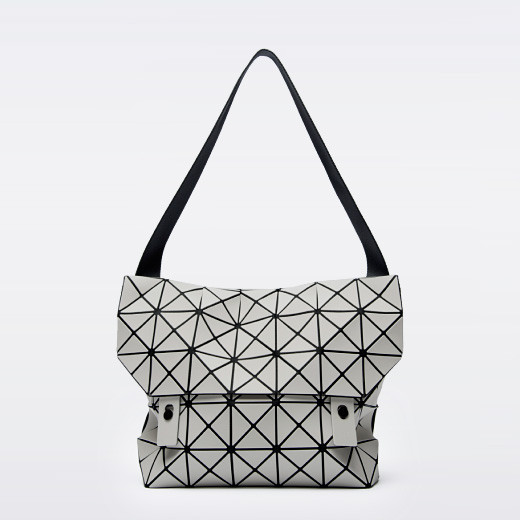 Bao-Bao-issey-miyake-Rock-1-Shoulder-Light-Grey-Matte