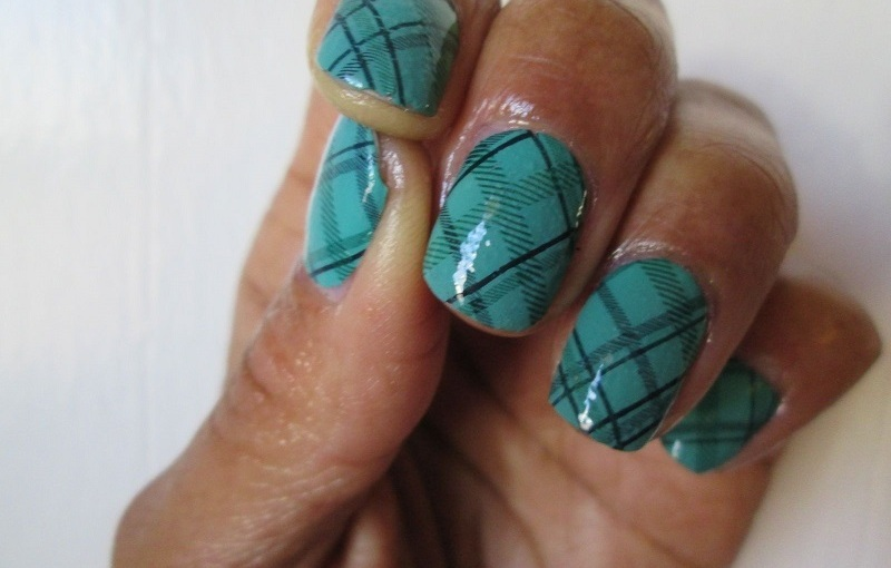 St. Patrick's Nails 2014