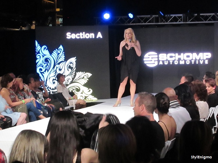 Eden Lane hosting Night Three at Denver Fashion Week '16.