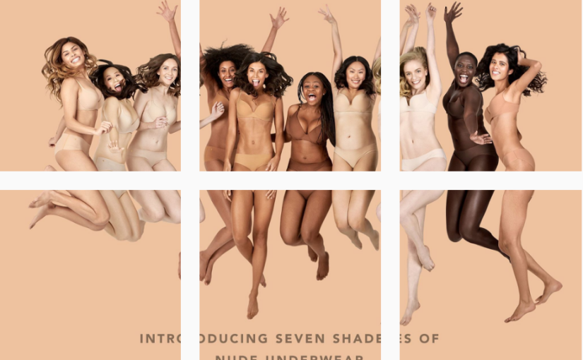 I Want: Naja Nude For All Lingerie – REAL Nude ColoredUnderwear