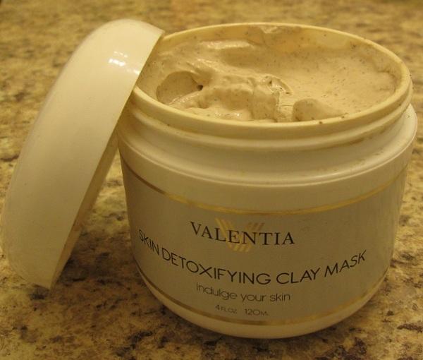 Must Haves: Valentia Skin Detoxifying ClayMask
