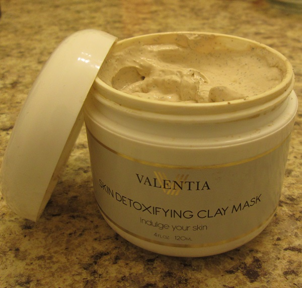Valentia Clay Mask Detoxifies