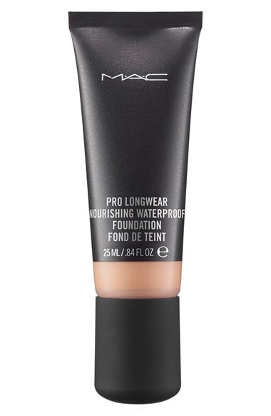 M.A.C. Pro Longwear Nourishing Waterproof Foundation - Beach Armor List Influenster