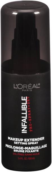 L'Oreal® Paris Infallible Pro-Spray & Set Makeup Extender Setting Spray - Beach Armor List Influenster