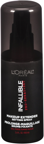 L'Oreal® Paris Infallible Pro-Spray & Set Makeup Extender Setting Spray - Beach Armor List Influenster