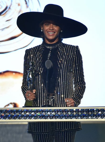 Beyonce's speech at the CFDA's