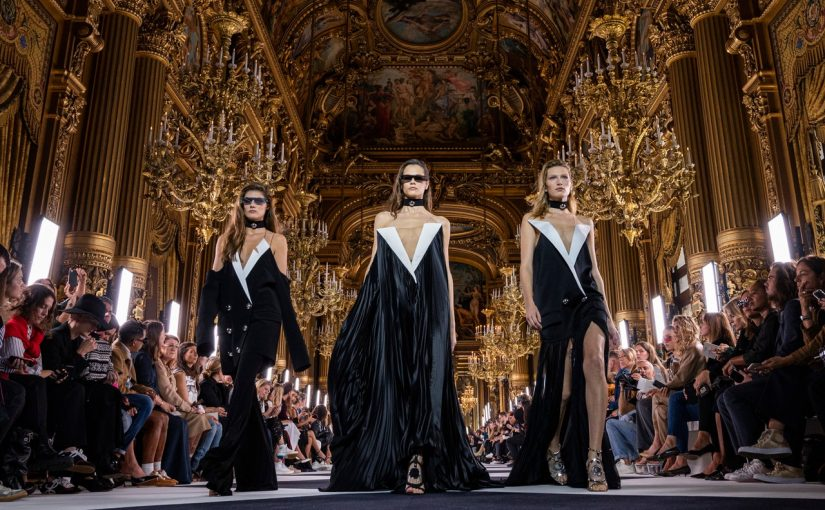 Here's The Low-Down On The Fashion Shows Happening Post-Lockdown | BritishVogue